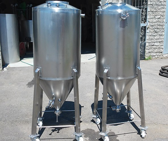 200 L Fermenter- Conditioning Vessel