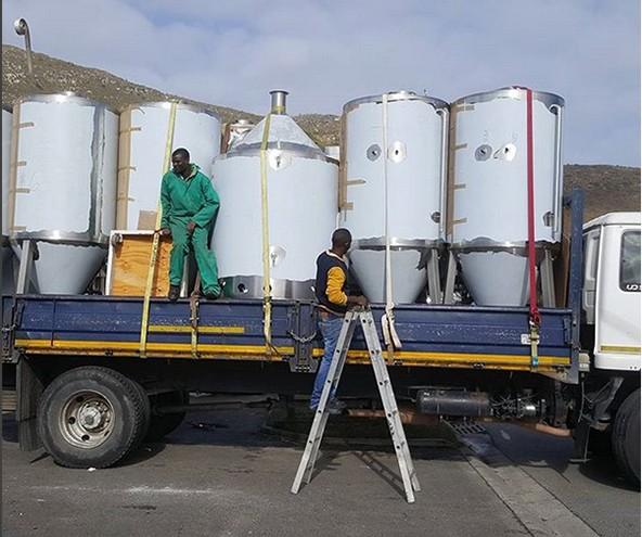 Loading For Drakensberg